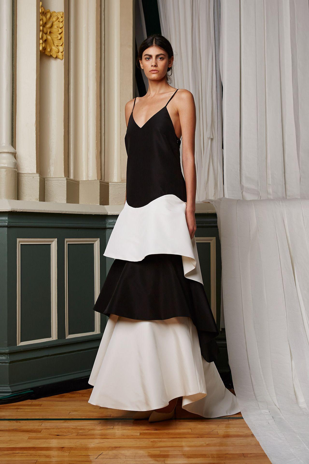 Rosie Assoulin Primavera/Verano 2015 Semana de la Moda de Nueva York ….. Rosie Assoulin Spring/Summer 2015 New York Fashion Week