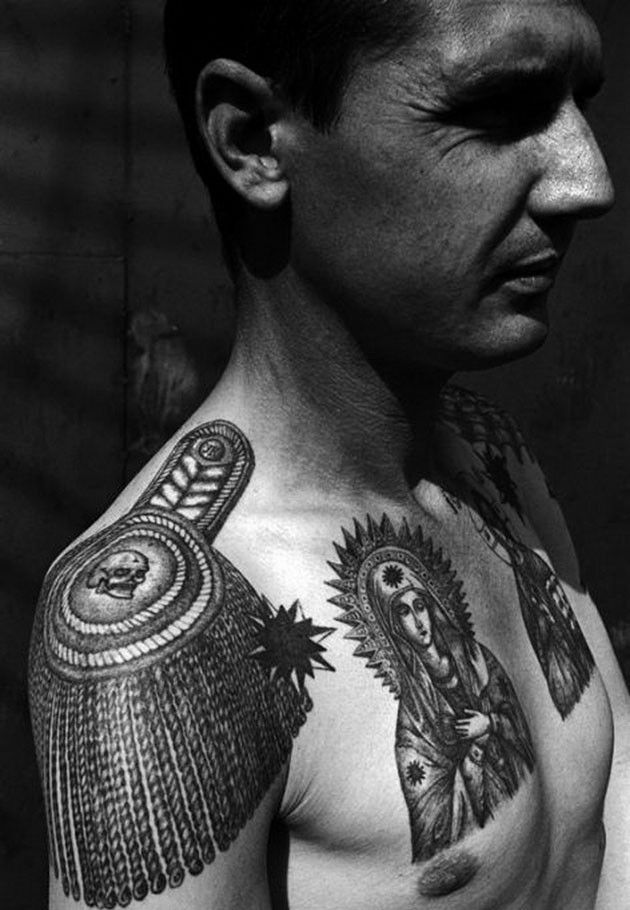 45 Tough Prison Style Tattoos and their Meanings , Most Widely Types Check  more at