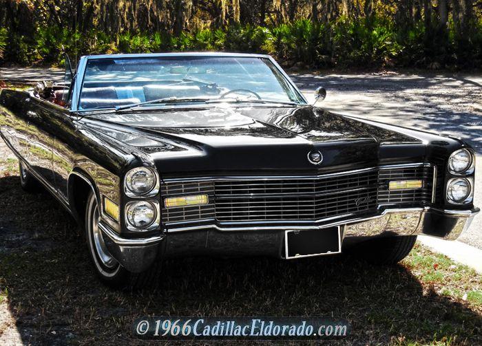 1966 Cadillac Eldorado Convertible For Sale | Cool Clic cars ...