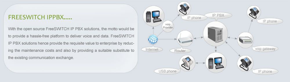 Freeswitch voip service providers offers profesional