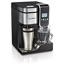 Coffee Maker With Hot Water Dispenser Coffee Maker With Hot Water Dispenser And Grinder Coffee ...
