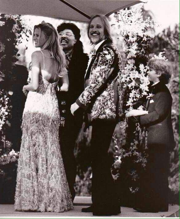 I Mean Little Richard Officiated His Wedding Nuff Said