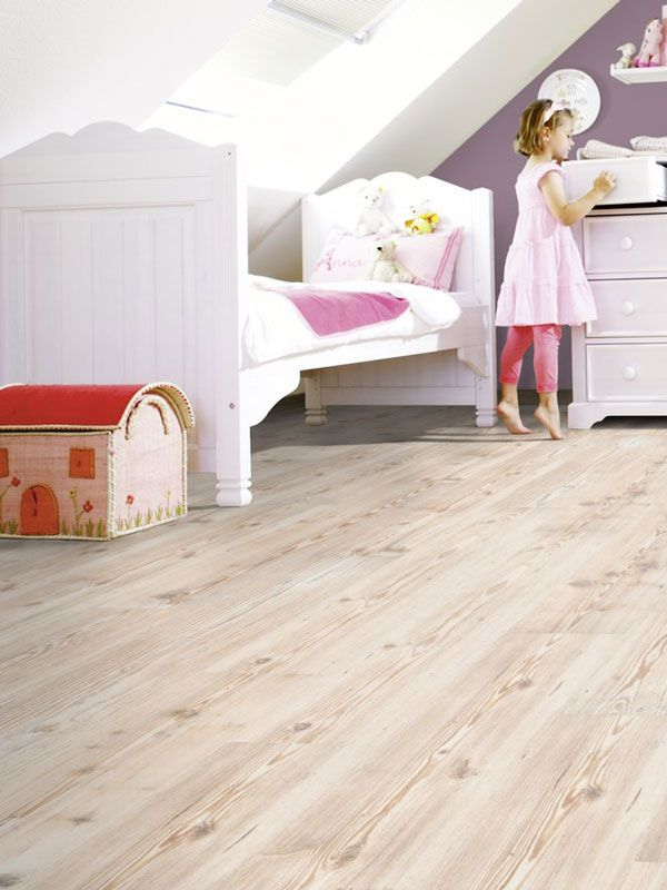 Wineo bioboden 1000 wood malmoe pine zum klicken landhausdiele 1 stab kinderzimmer - Bodenbelag kinderzimmer ...