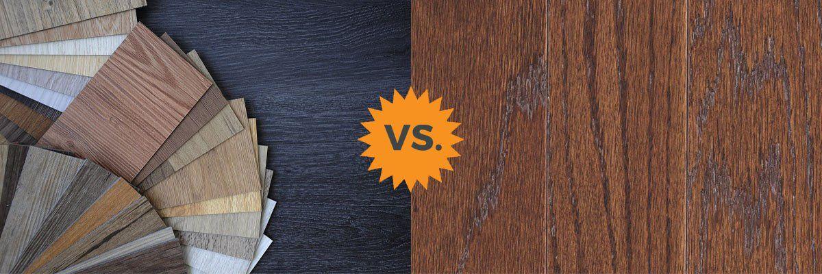Engineered Hardwood vs Laminate Flooring (Differences