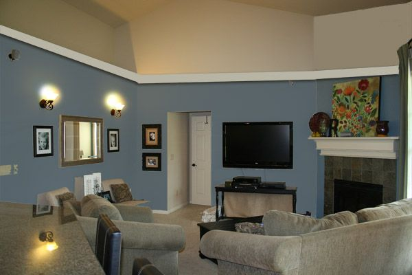 Ideas For Painting With Vaulted Ceiling Kelleighratzlaff Wp