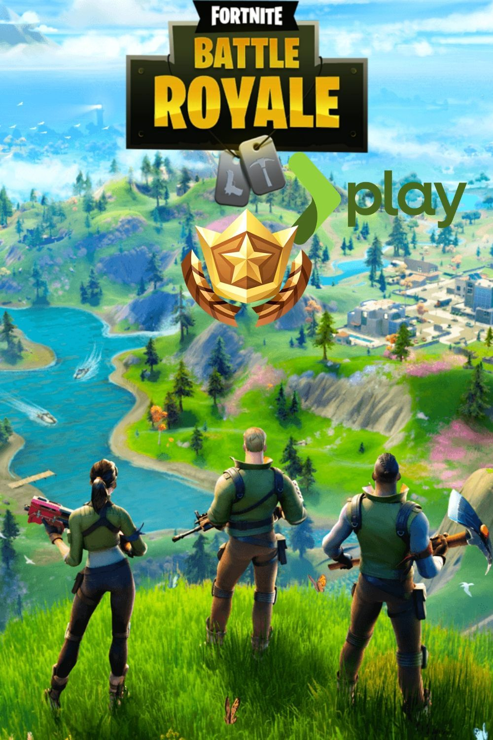 Do you want to play the Fortnite battle royale game? Don't