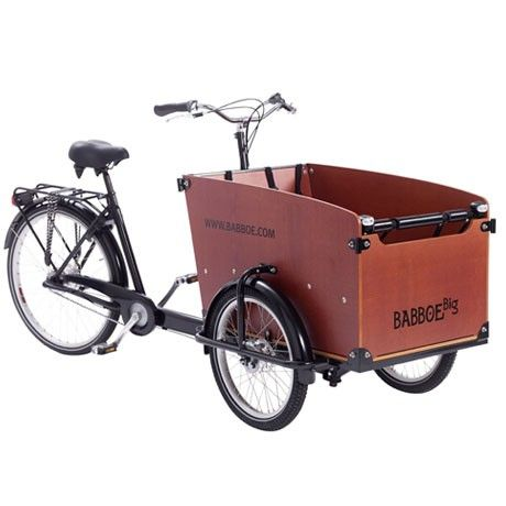 Babboe Big Cargo Trike Available In Mn Varsity Bikes Things I