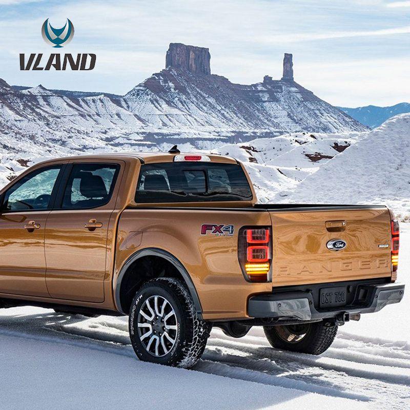 Vland T7 4x4 Led Taillights Modified Rear Lamps 2012 2018 Ranger T6 Manufacturer Vland Vland Ford Rang Diseno Exterior De Casa Camionetas Diseno Exterior