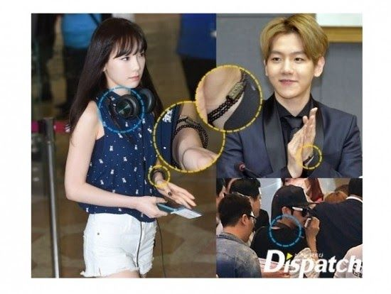 Taeyeon And Exos Baekhyun Reportedly Dating