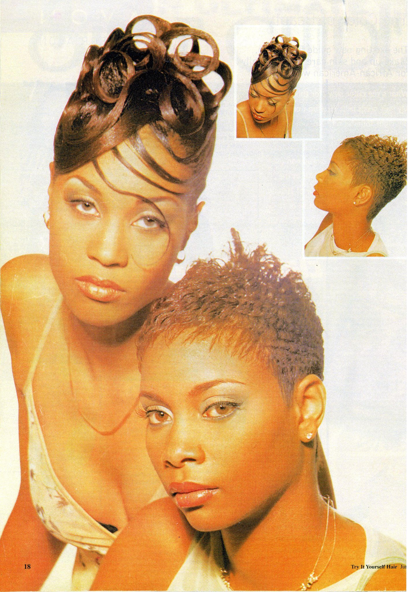Hype Hair Magazine Hype Hair Hair Magazine Black Hair 90s