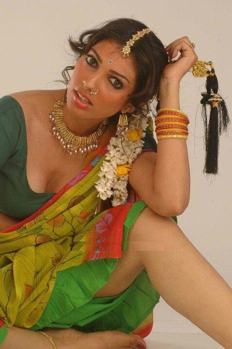 Desi Maal Anklet Saree In 2018 Pinterest Desi Saree
