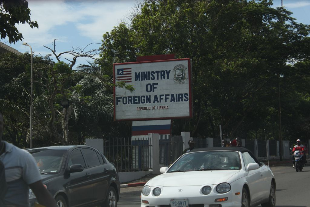 Ministry of foreign affairs sahbusearch liberia