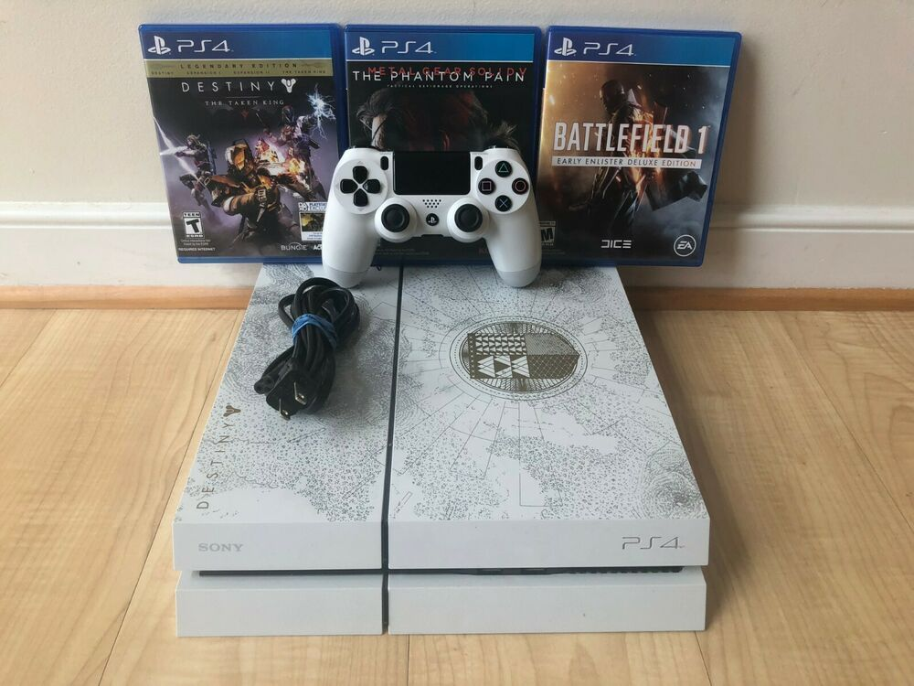 Destiny The Taken King Special Limited Edition Console Playstation