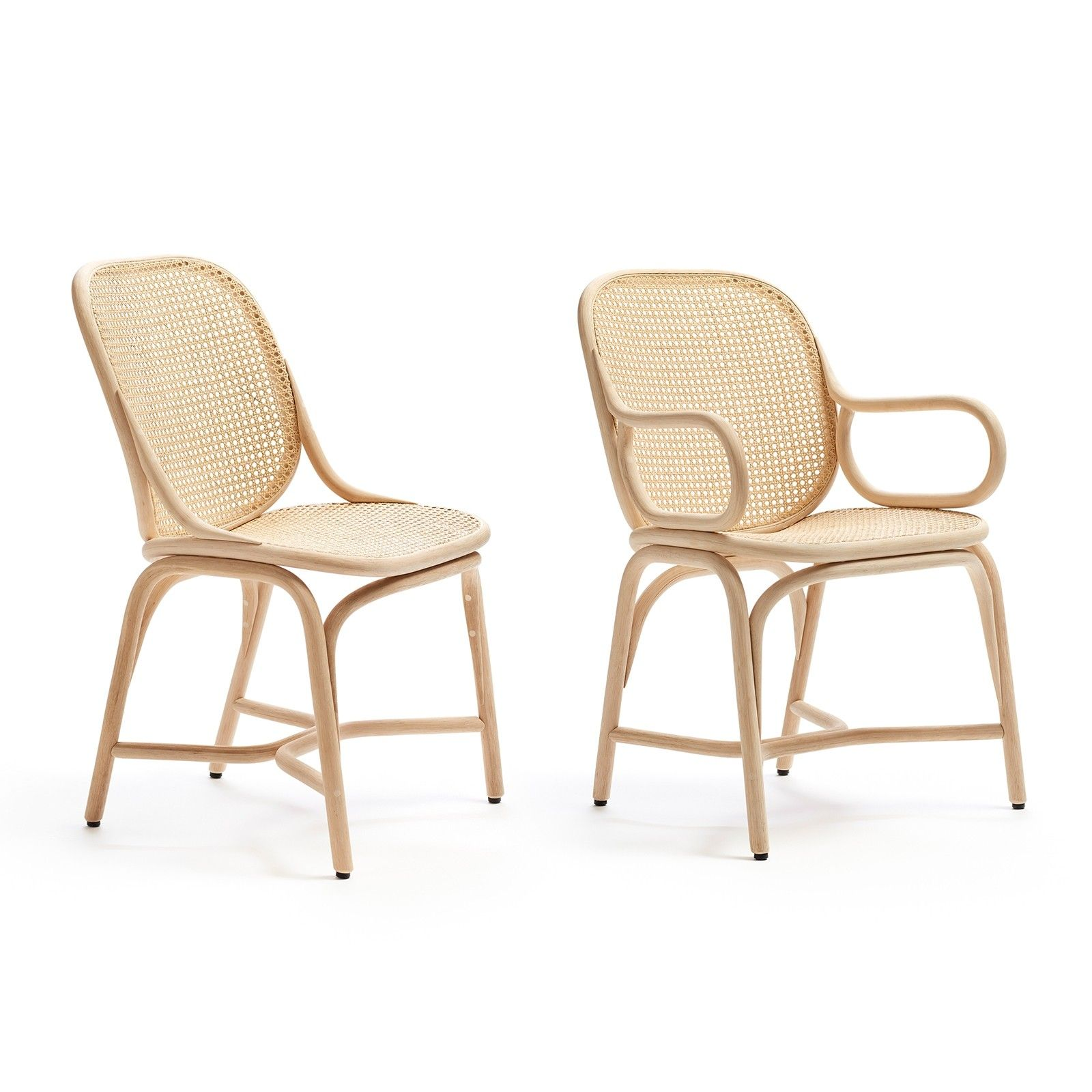 The Frames collection which includes a dining chair