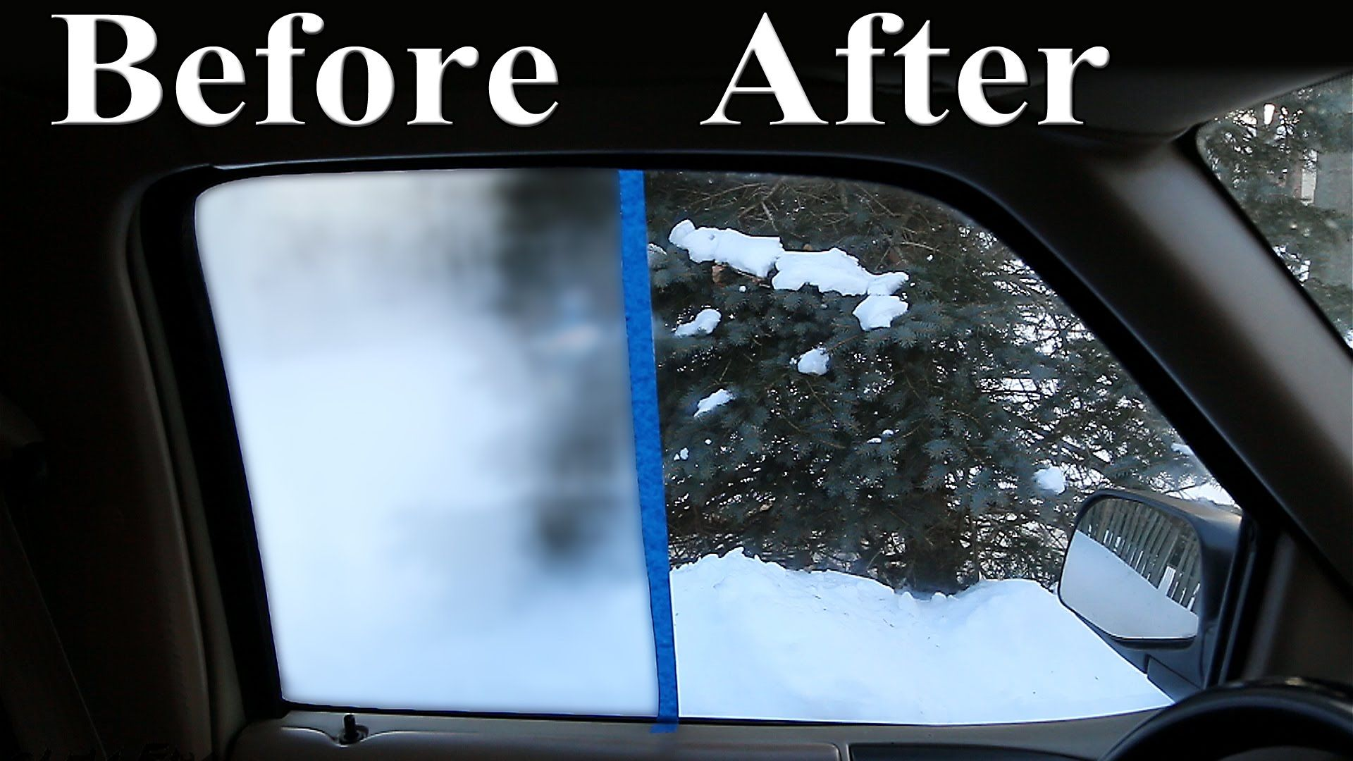 Use Shaving Cream To Prevent Your Car Windows From Fogging Up