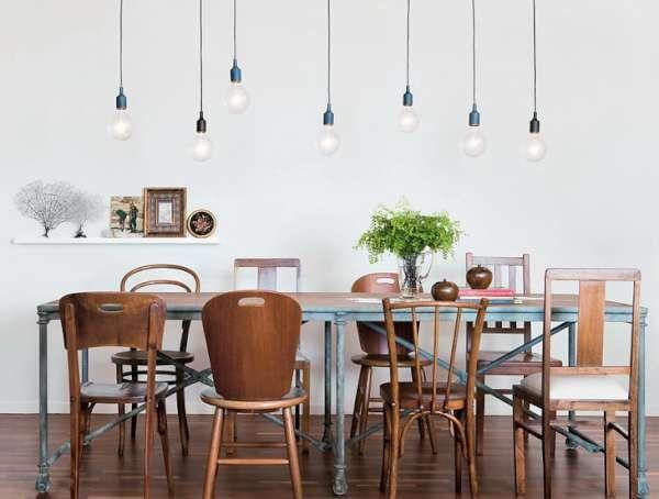 Deco idea: cómo hacer un comedor creativo, original y retro ...