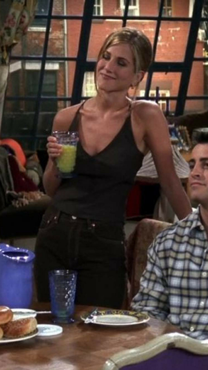 Rachel Green's Best 'Friends' Outfits