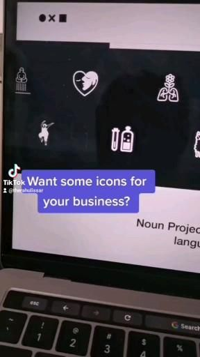 Want Some Icons For Your Business Video In 2021 Business Checklist Social Media Marketing Business Business