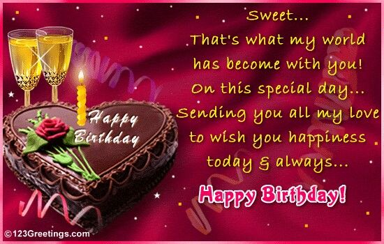 Pin by sukhpreet kaur on wishes pinterest birthdays birthdays free birthday greetingshappy birthday cardsquotes for birthdayromantic m4hsunfo