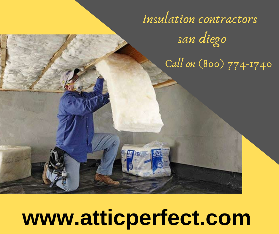 Get The Best Insulation Contractors In San Diego At The Best Price Attic Insulation Best Insulation Insulation