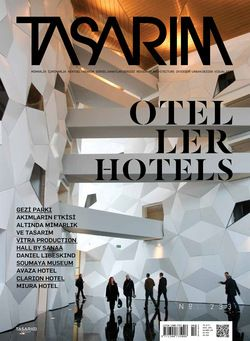 Clarion Hotel Trondheim Featured in Tasarim Magazine