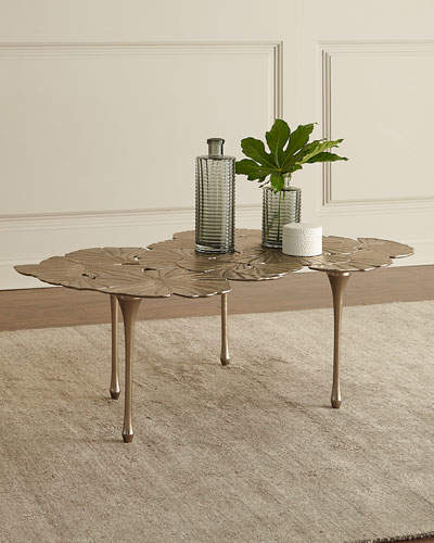 Bernhardt Annabelle Gingko Leaf Coffee Table Bernhardt Furniture