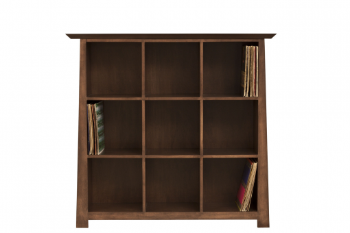 Hamilton Record Cabinet Living By Urbangreen Furniture New York Vinil Moveis