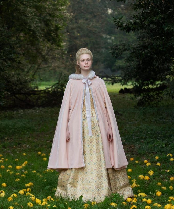 Elle Fanning Was Born To Be An Outrageous Messy Queen The Great