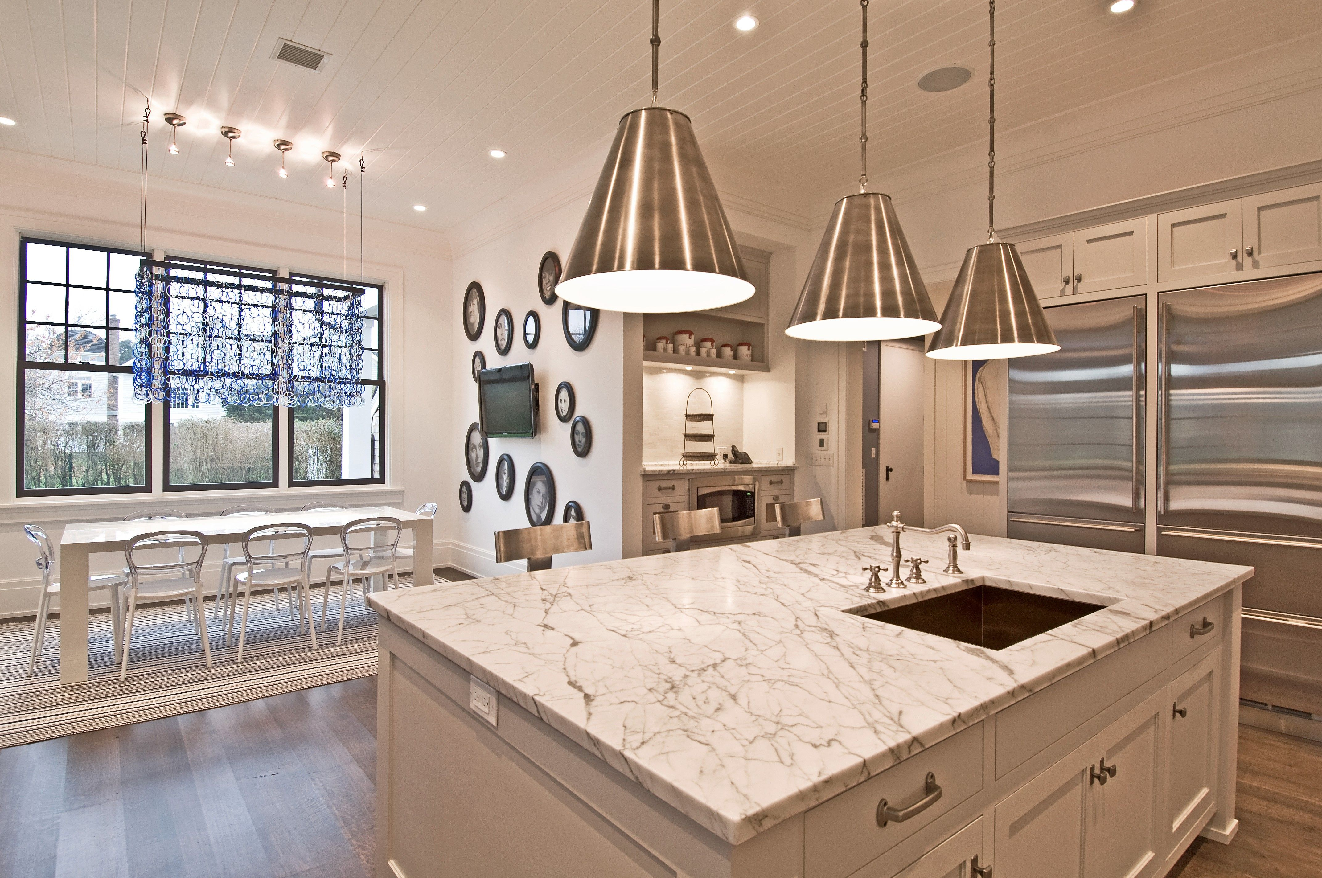 Try the Trend: Marble in the Kitchen