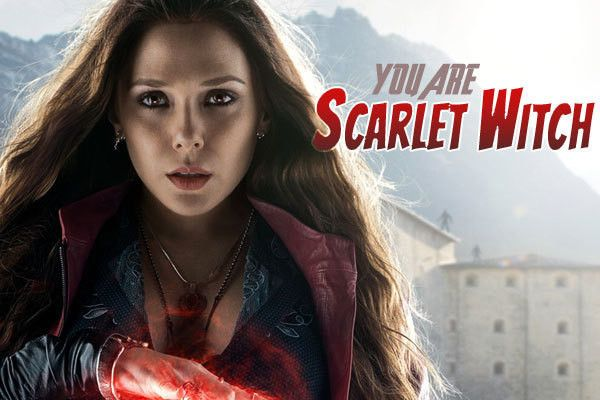 Which Captain America Civil War Character Are You Scarlet Witch Avengers Scarlet Witch Elizabeth Olsen Scarlet Witch
