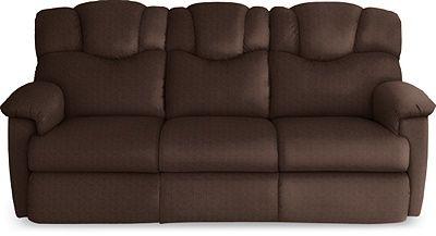 Lancer Power La Z Time Full Reclining Sofa W Fold Down Table By La