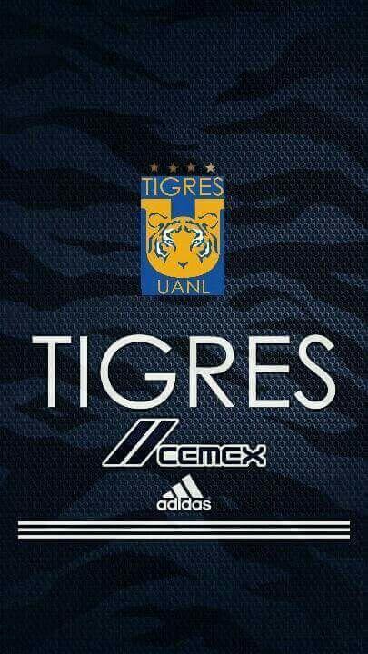 Tigres Wallpaper Tigres Uanl Pinterest Tigres Uanl Fútbol Y
