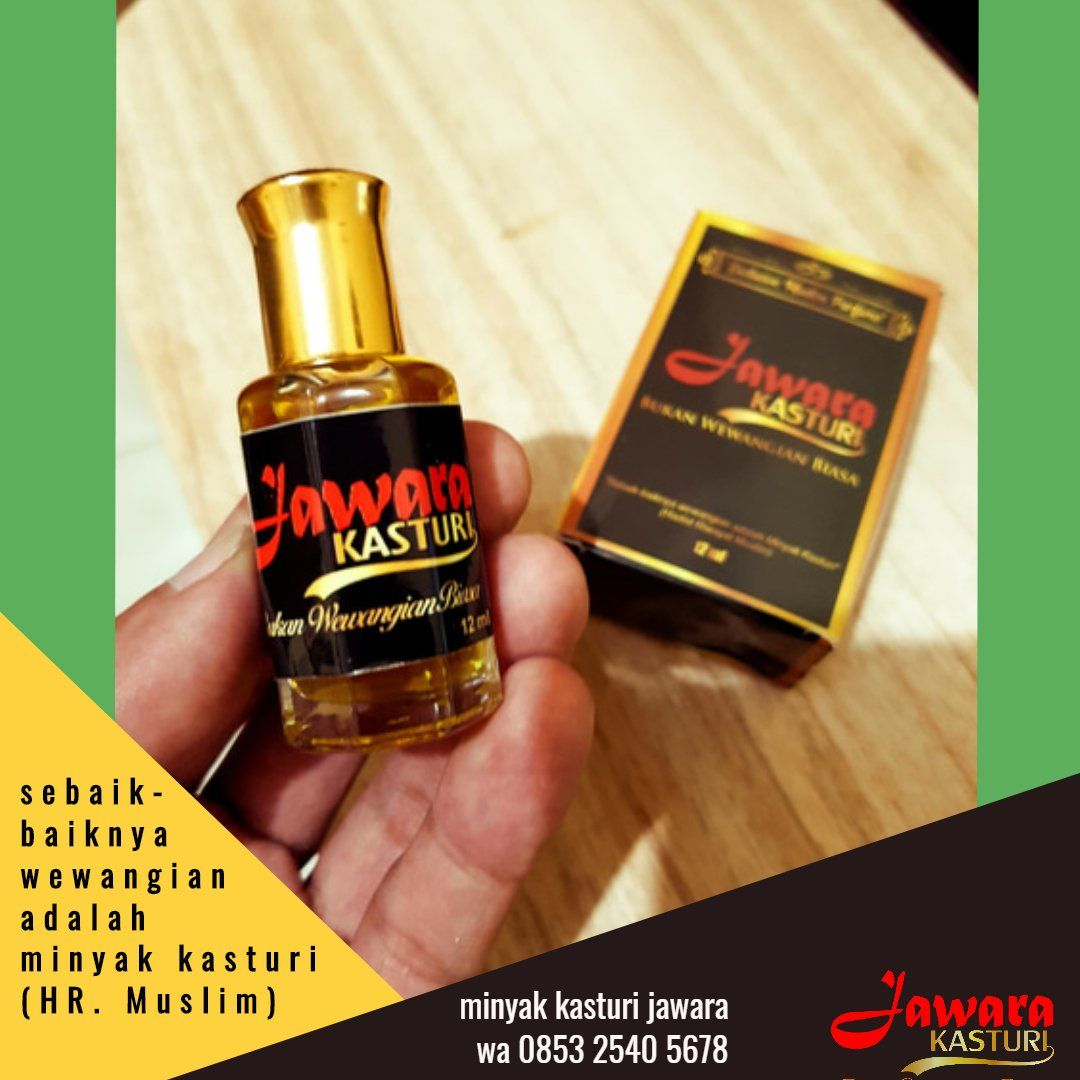 Parfum Kasturi Jawara Jawaraparfum Twitter Wewangian Minyak