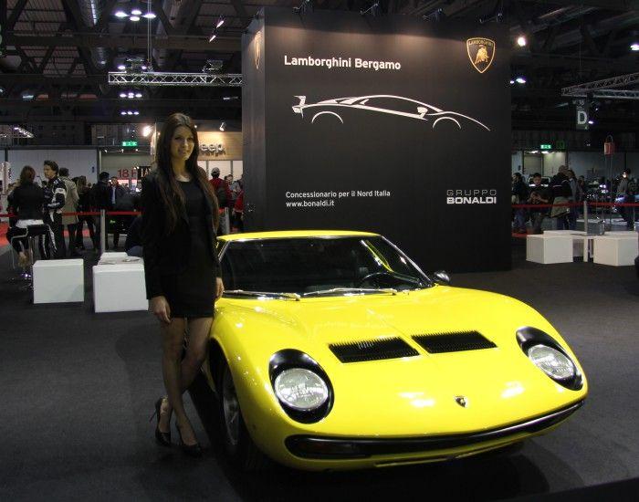 Milan AutoClassica fair / 20-21-22 March 2015