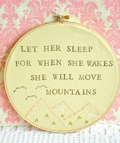 If & when I fall asleep...