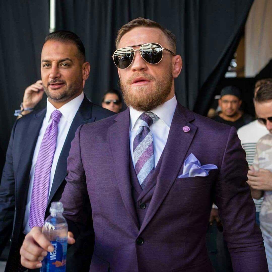 McGregor style | Connor McGregor | Pinterest | Elegancia y Traje