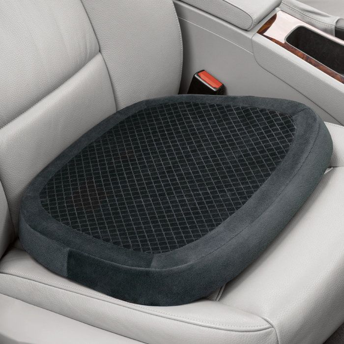 Sit Comfortably For Hours With The Power Of 100 Gel Car Seat Cushion Seat Cushions Best Car Seats