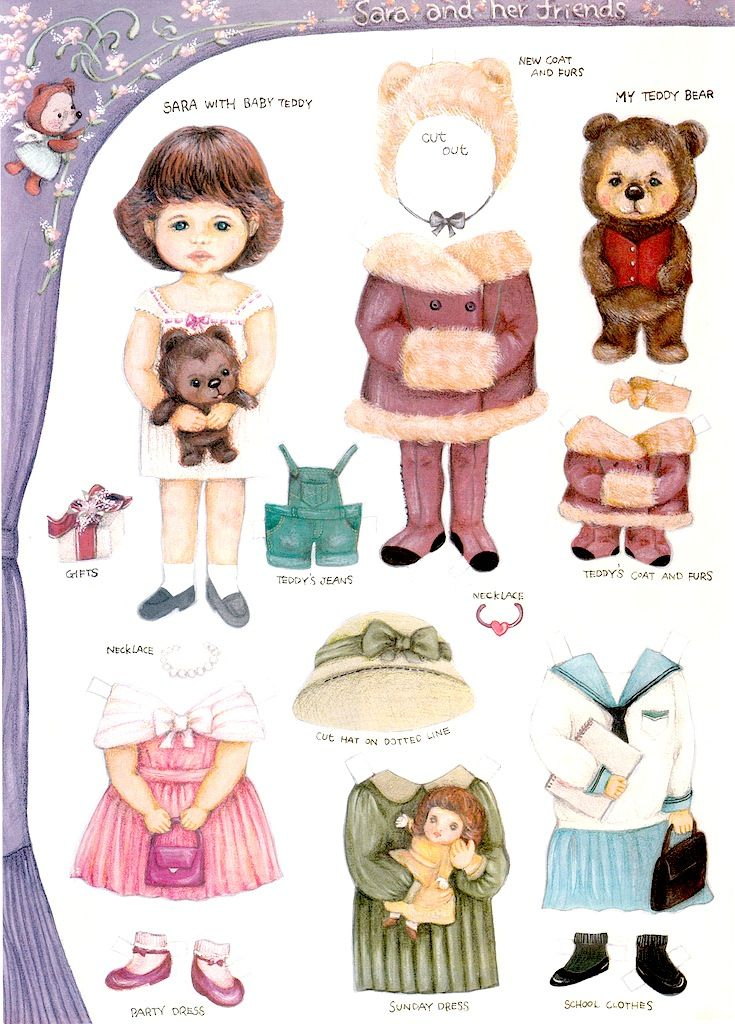 The Paper Collector: Sara and Her Friends by Naoko Fortunato