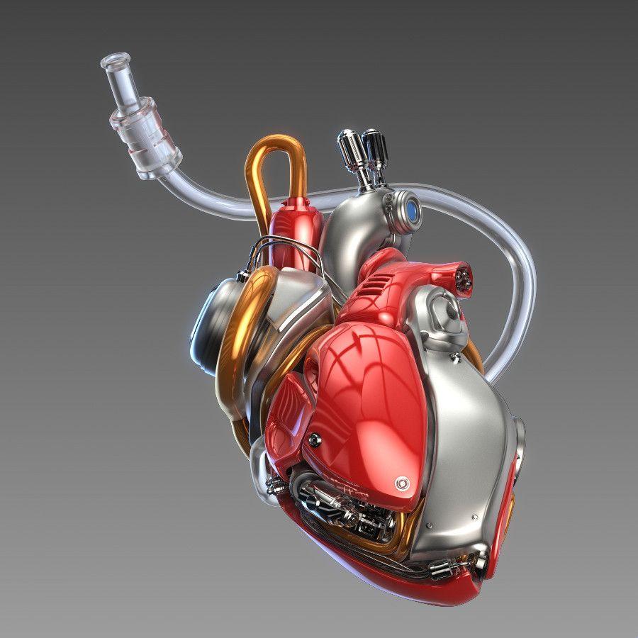 картинки сердце с мотором устройство при выборе