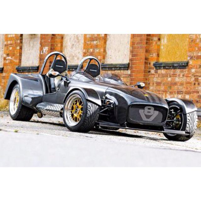 Caterham Kit: Caterham V8 Levante