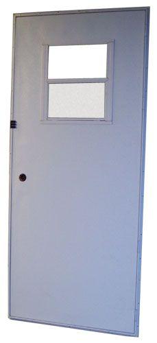 Outswing / Exterior Door w/ 20