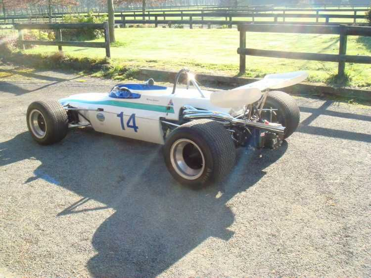 Brabham BT29 1969 Chassis BT2923 Well known New Zealand