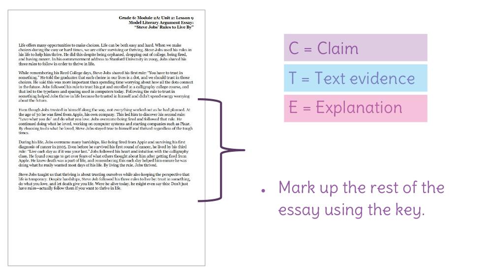 Literary argument essay dissertation synopsis format
