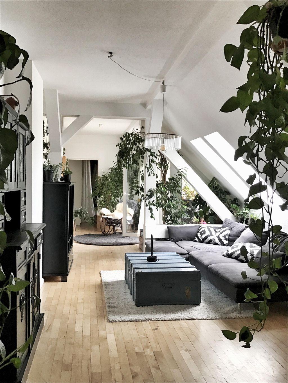 Urban Jungle Seite 2 • Bilder & Ideen #wohnzimmer