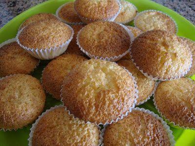 Migalhinhas de Sal e Açúcar: Queijadas de Coco e Natas