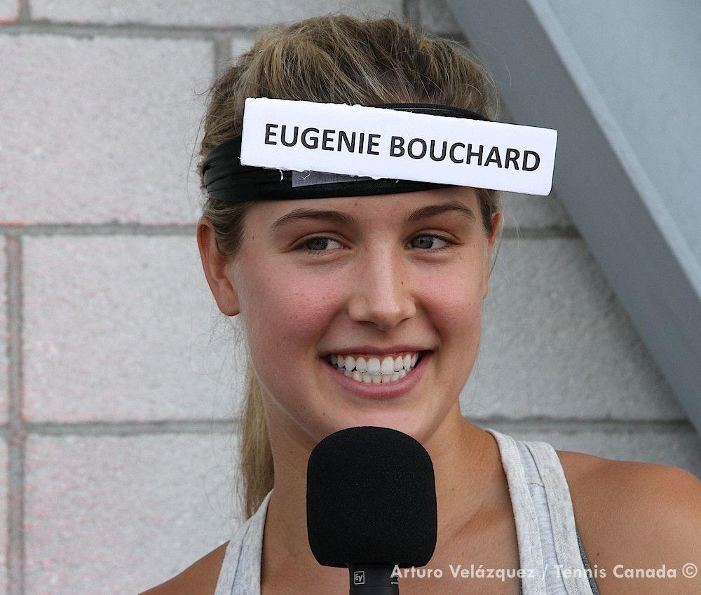"""Eugenie """"Genie"""" Bouchard Pictures Thread! - Page 85 - TennisForum.com"""