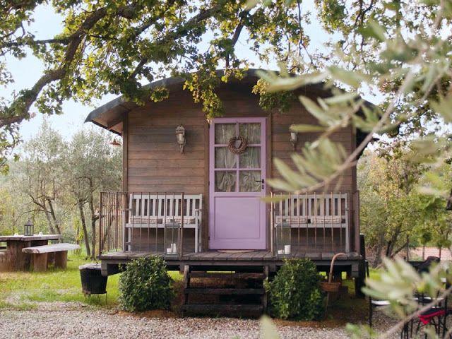Mobile Home: romantico sogno sotto l'albero...