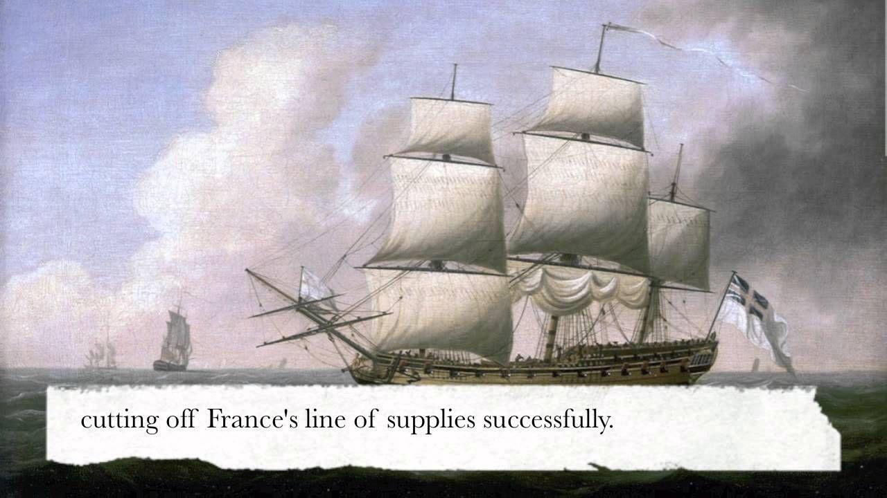 The Seven Years War Seven Years War Art Uk Maritime Museum