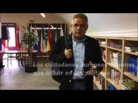 ¿Quieres luchar contra la pobreza y decidir sobre el pilar europeo de de...