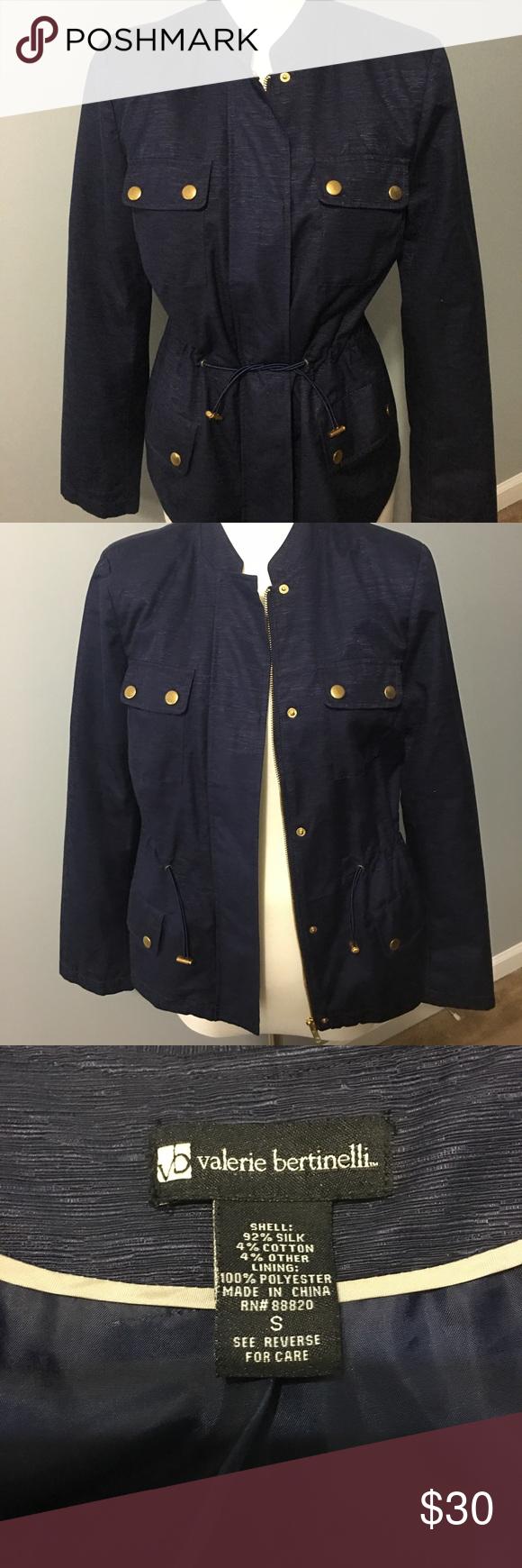 Valerie Bertinelli Jacket Valerie Bertinelli Jackets Jean Coat